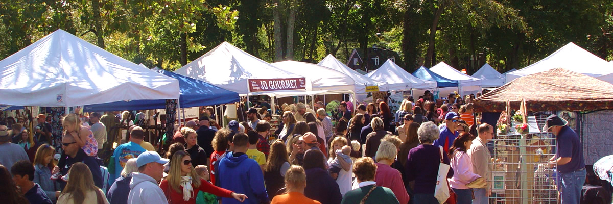 2018 Medford Apple Festival at Kirby\'s Mill